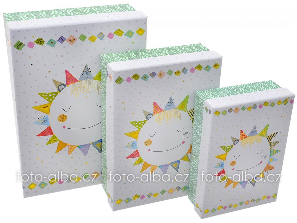 gift box goldbuch happy sun all set