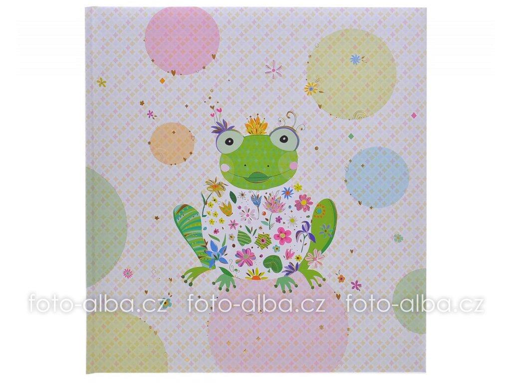 klasické fotoalbum happy frog
