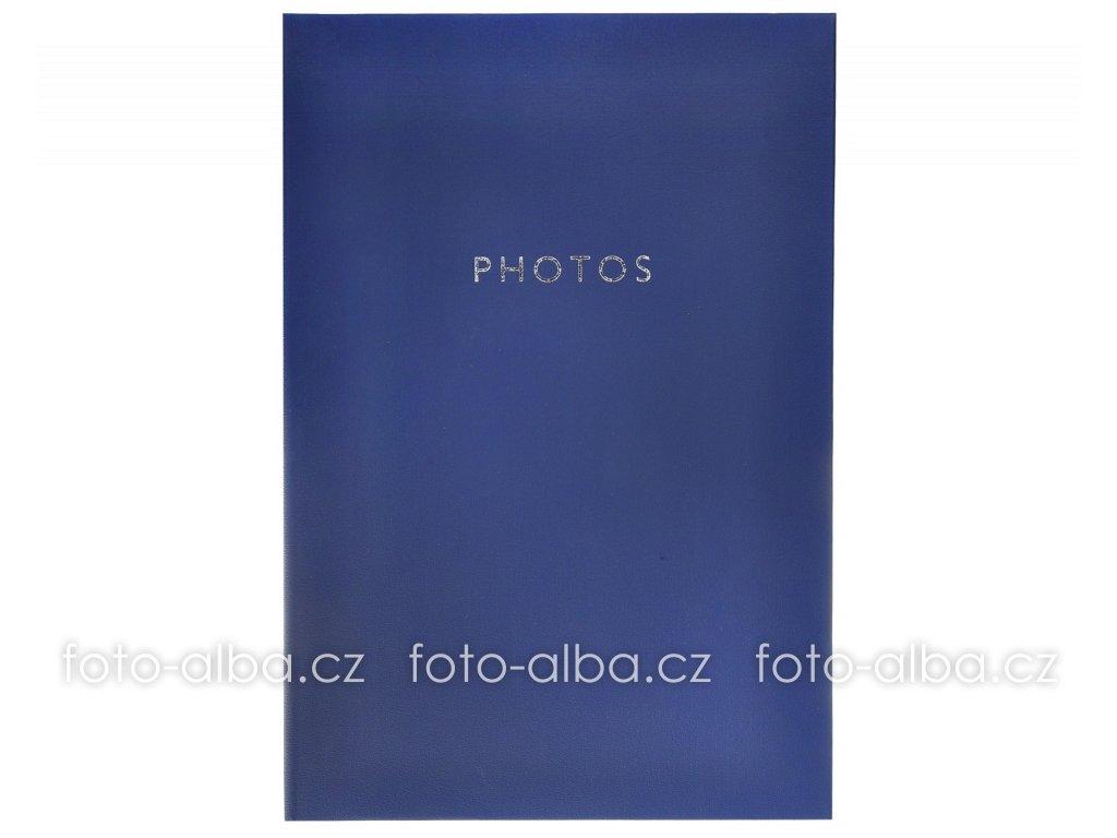 fotoalbum classic modre