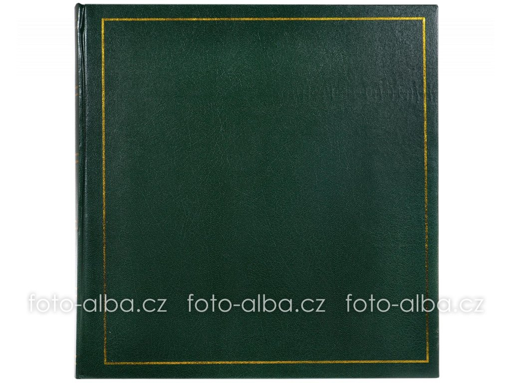 klasicke fotoalbum tradition zelene