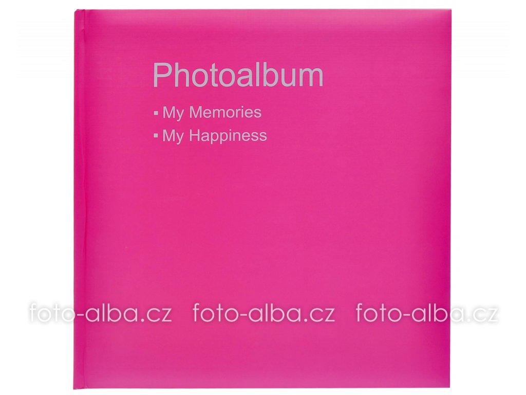 klasicke fotoalbum conception pink