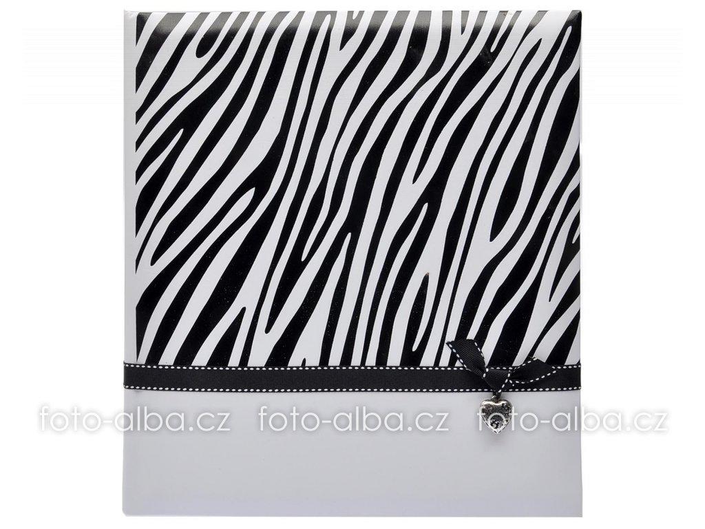 fotoalbum zebra bila