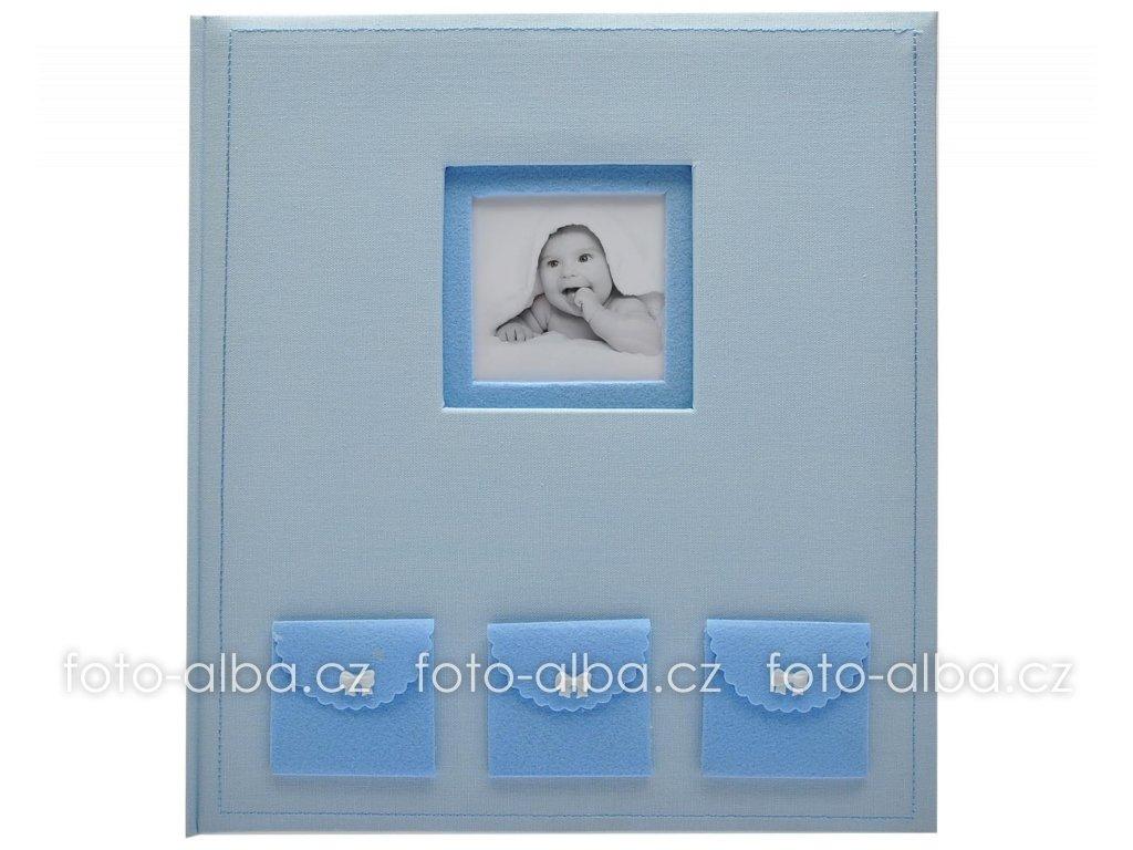 fotoalbum bebe blue
