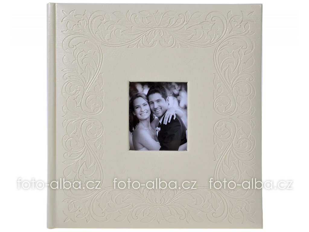 fotoalbum zlatá svatba