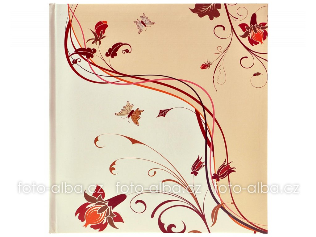 foto-album motýlek