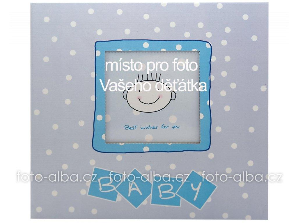 fotoalbum mimi  modré