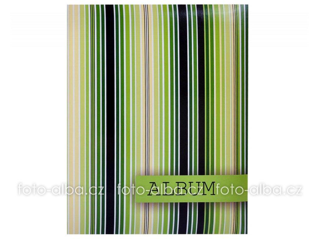 foto-album zebra zelená