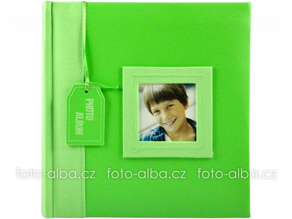 Fotoalbum fun zelené