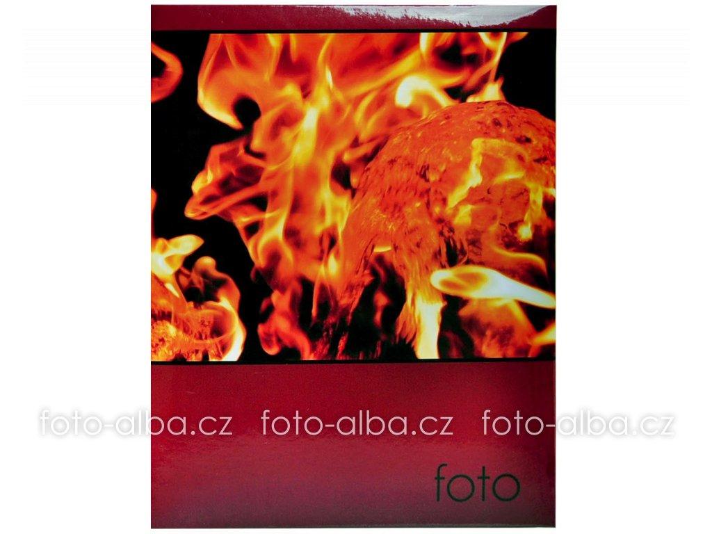 foto-album oheň