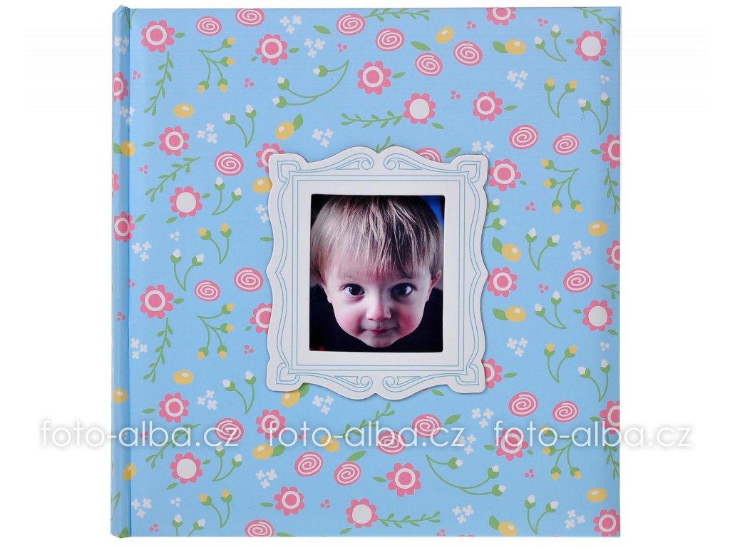 fotoalbum honzík modré