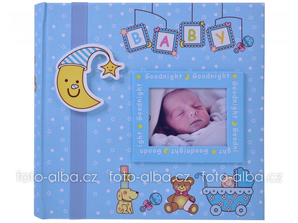 foto-album hračky modré