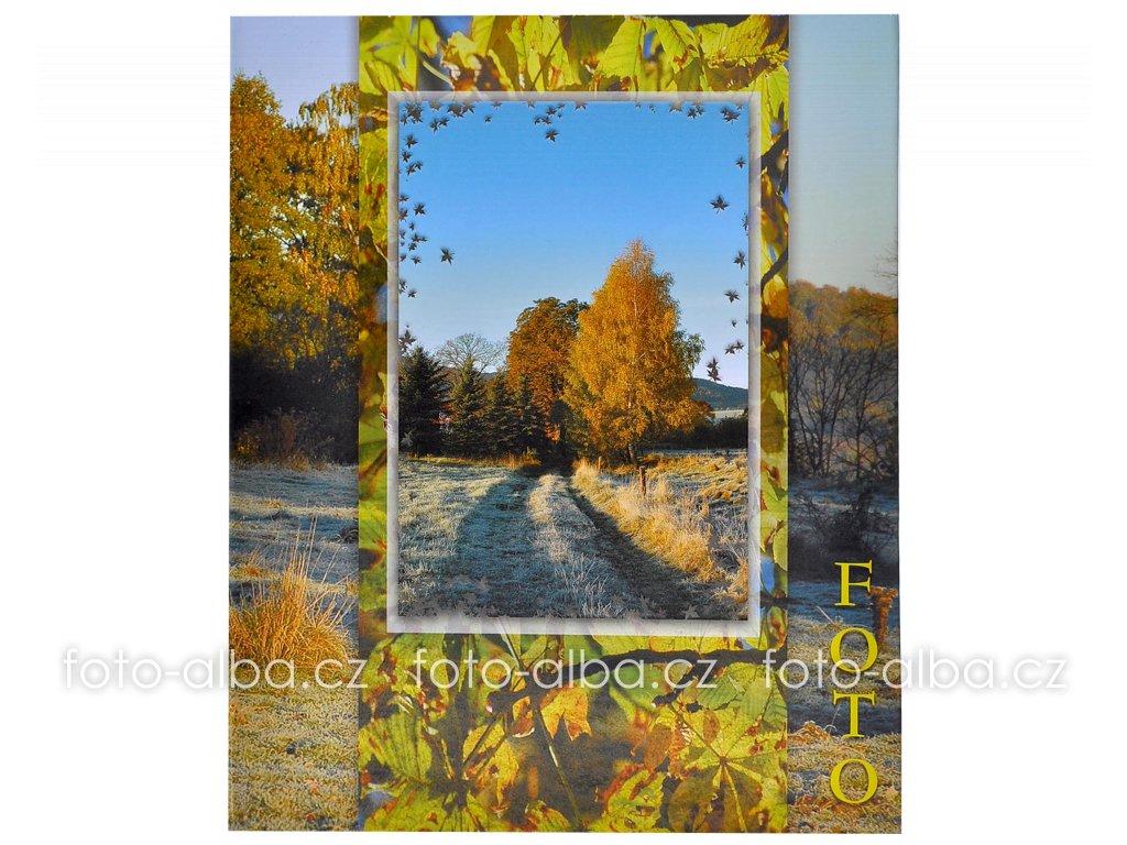 fotoalbum podzim