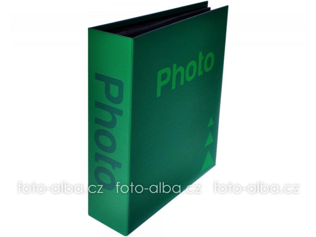 foto-album zelené