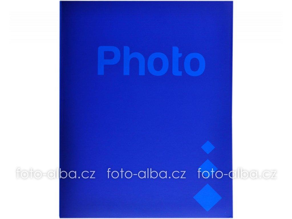 foto-album modré 13x18