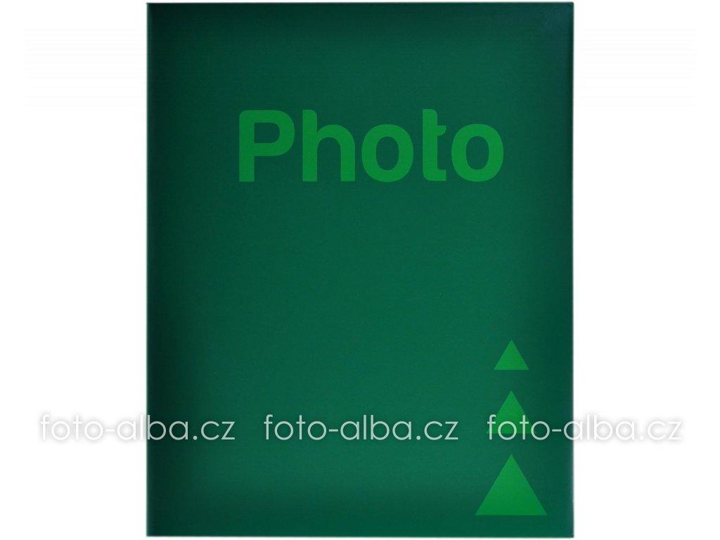 foto-album zelené 13x18