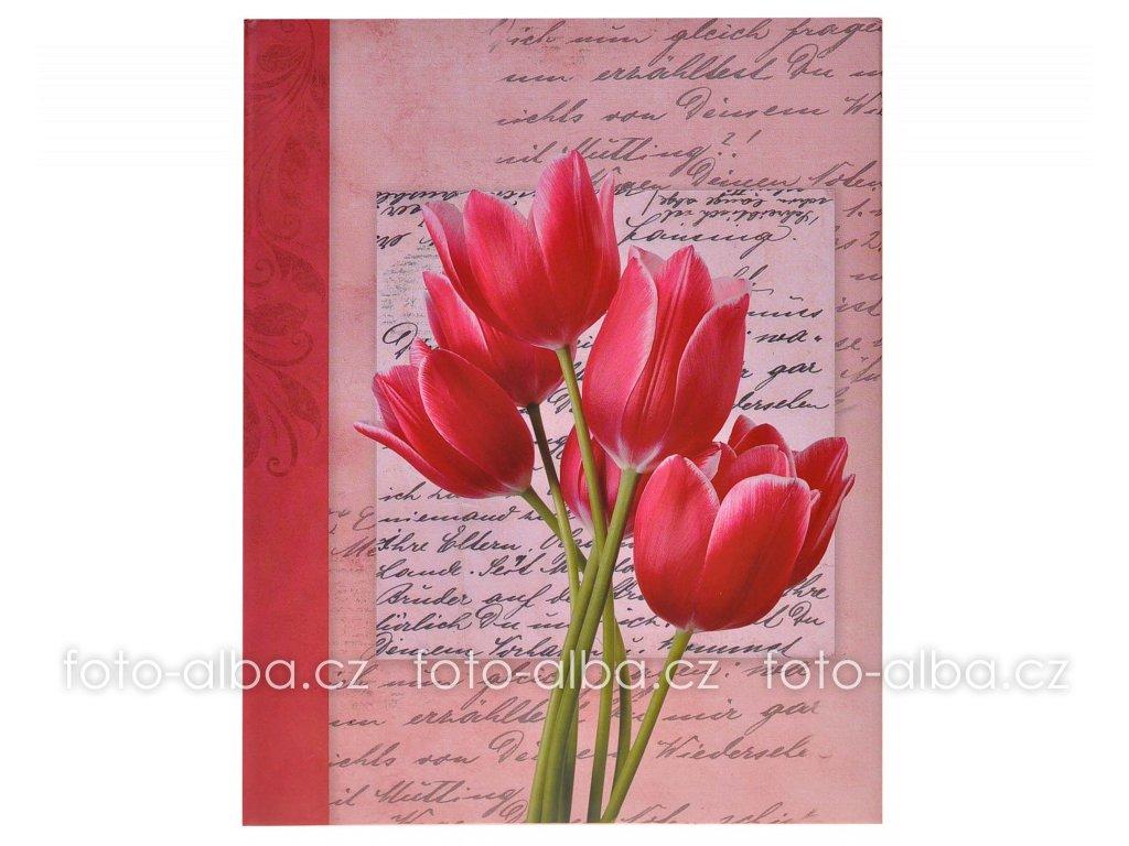 foto-album tulipány