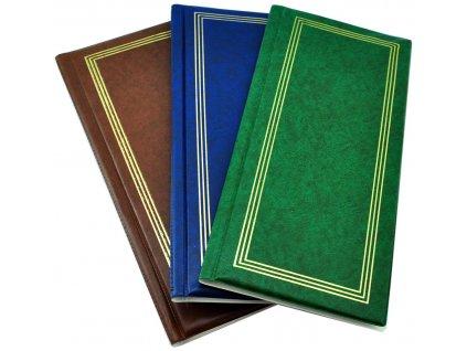 fotoalbum panoramatické zelené