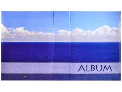 foto-album mraky nad mořem