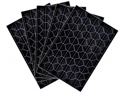 Fotorůžky černé