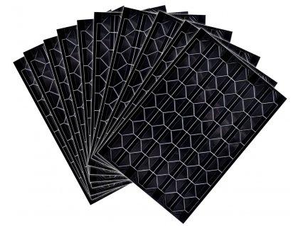 Fotorůžky černé 1000Ks