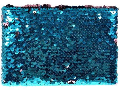 fotoalbum miniseq modre