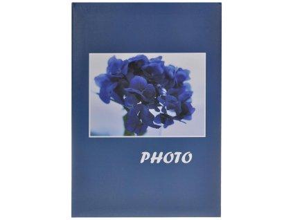 foto-album bouquet modre