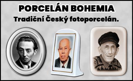 Tradiční český porcelán BOHEMIA