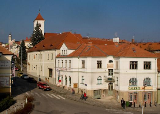 sídlo Foto Kastner - Uherský Brod