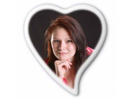 Plačící srdce 11x12cm