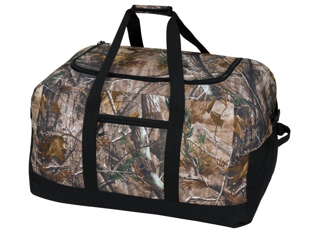 4RXG018 Camo Duffel Bag
