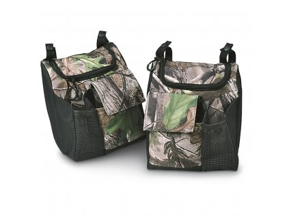 Remington saddle bags