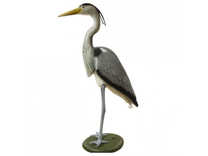 decoy heron