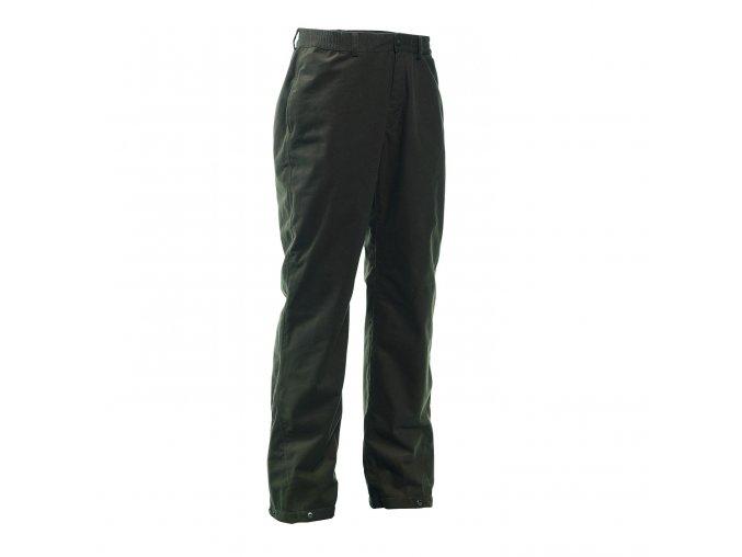 Kalhoty Avanti zelené
