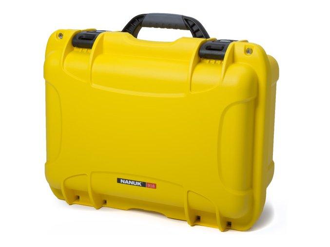 Nanuk 918 yellow