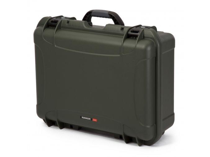 ochranný kufr nanuk 940 olivový a