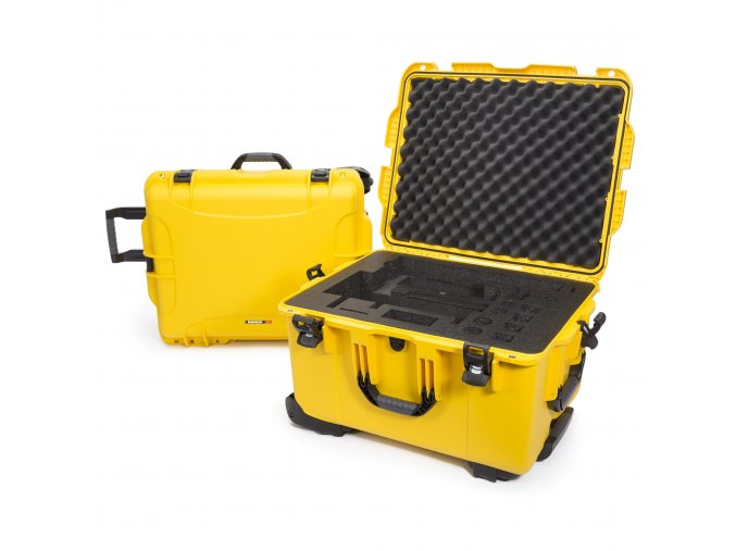 Nanuk 960 DJI Ronin MX yellow