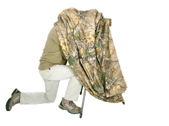Maskovací přehoz bag hide xtra