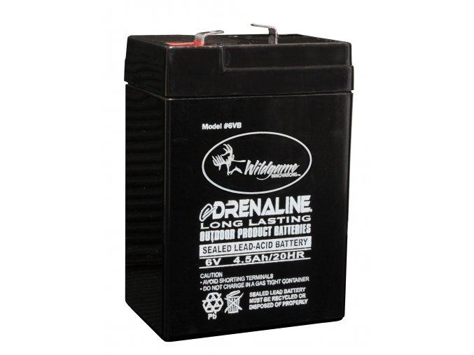 6V baterie 6VB quarter 1