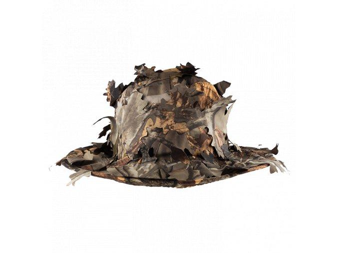 3D maskovací klobouk