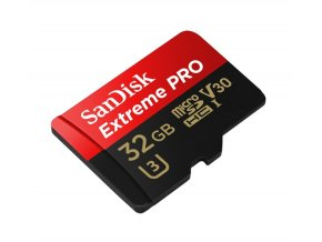 micro sd karta 32 GB sandisk