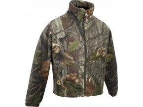 dětská fleecová bunda junior fieldman fleece jacket EVO