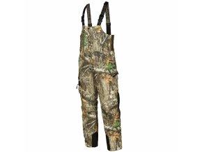 teplé kalhoty s laclem deerhunter muflon edge venku