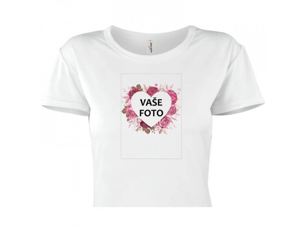 dámske tričko rámik srdce♥1 titulka