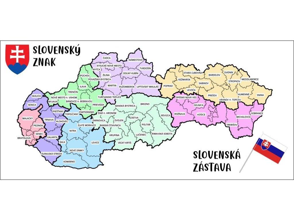 SLOVENSKO MAPA web