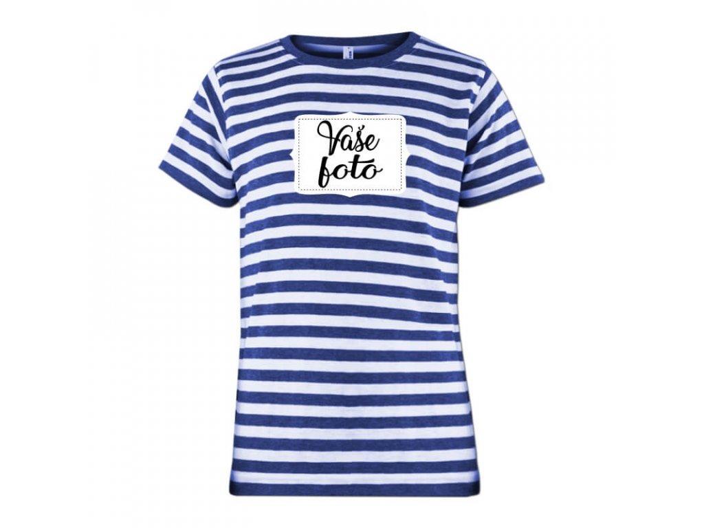 namornícke tričko • motív Vaše foto•1 tričko šírka jpg