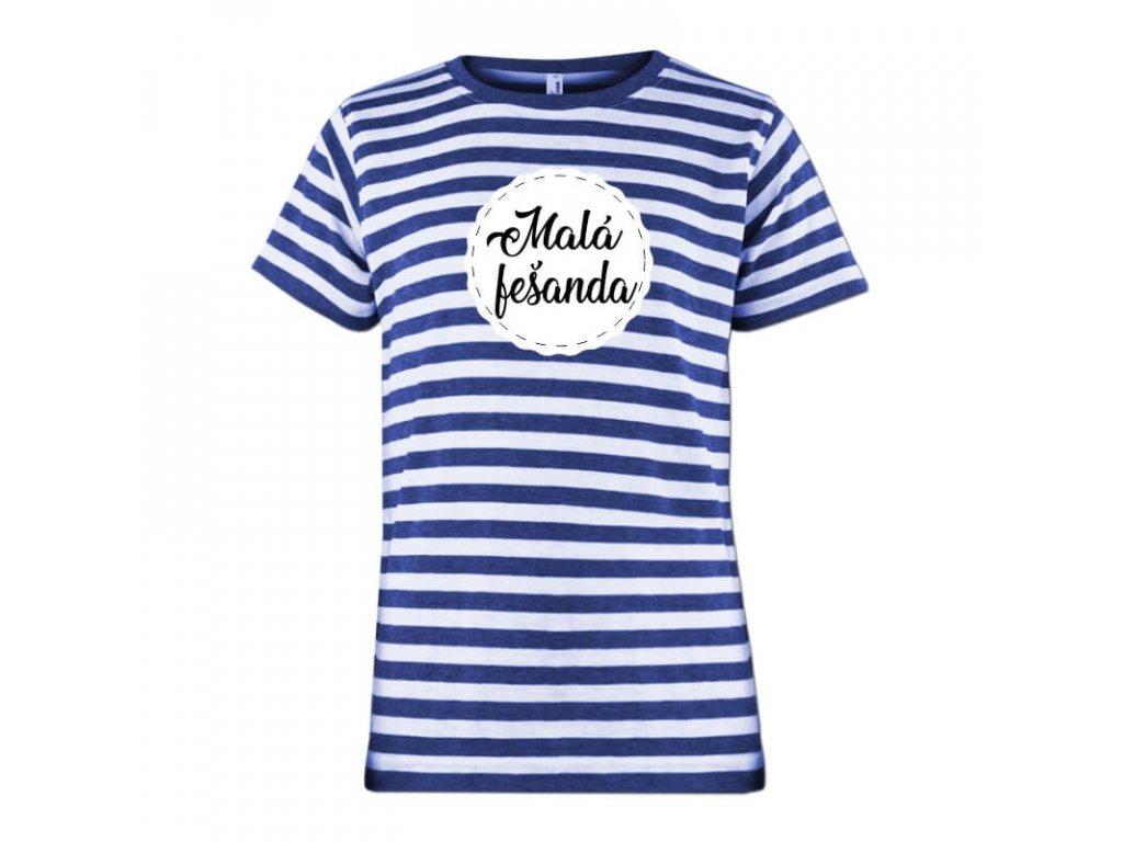 namornícke tričko•Malá fešanda•tričko