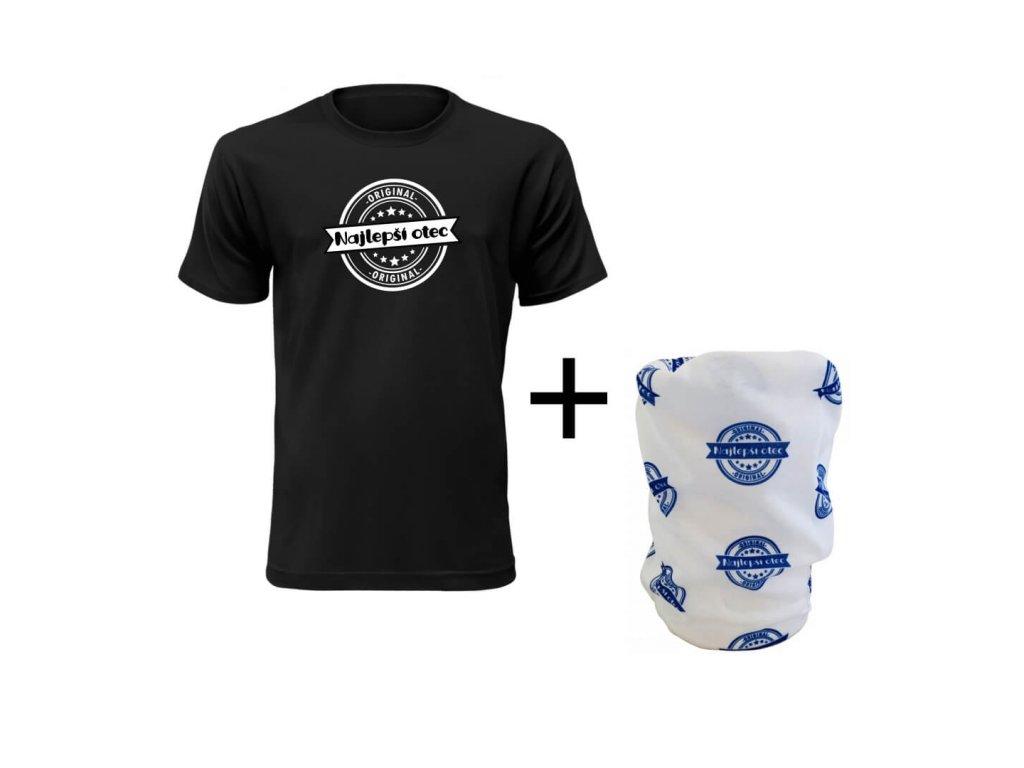 Balíček•DeňOtcov2•tričkoBufka bezRámika