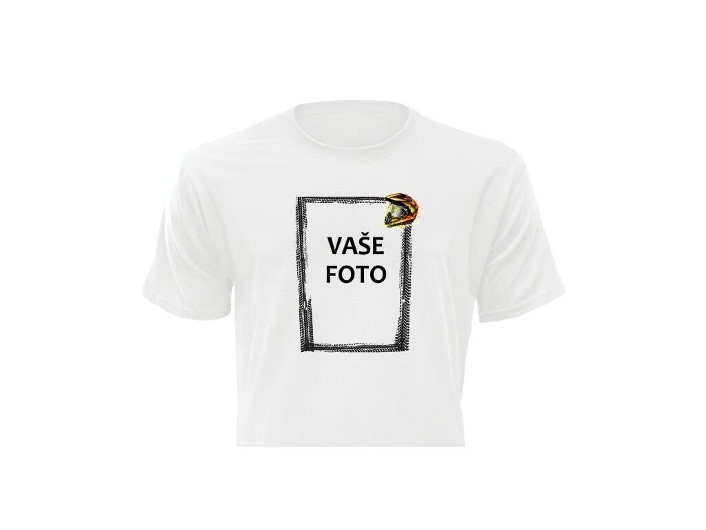 tričko pánske•rámik Motorka 1•titulka