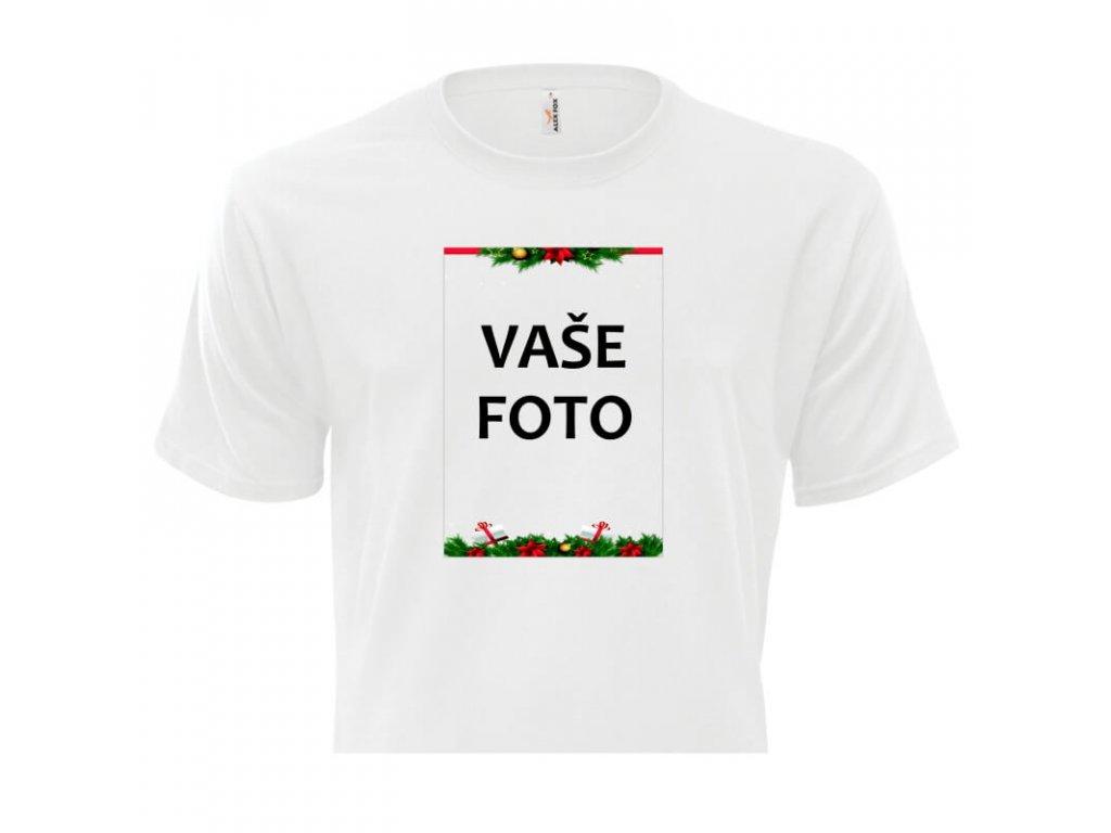 pánske tričko rámik Vianoce 1 titulka
