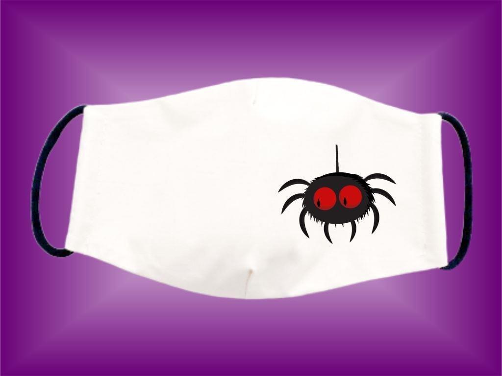 Rúško Pavúk bavlnené dvojvrstvové FOTOpošta